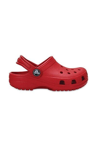 Crocs Kids CLASSIC CLOG K KIDS Koyu Kırmızı Unisex Çocuk Terlik 100528517