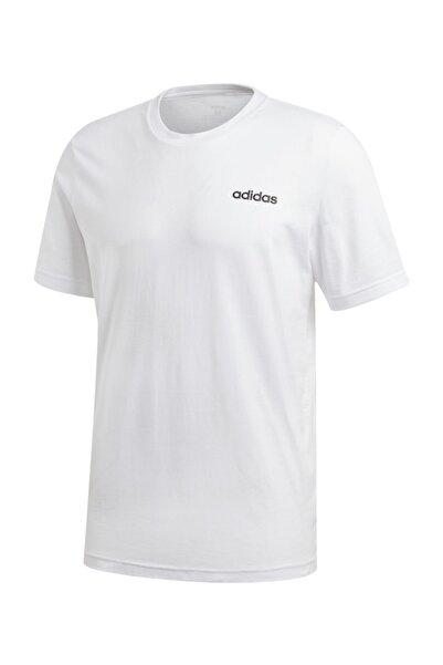 Erkek Beyaz  T-Shirt DQ3089