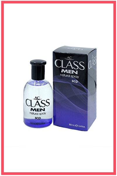 Redist Ac Class Scp Parfüm For Men 100 Ml
