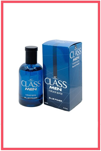 Redist Ac Class Blue Power Parfüm For Men 100 Ml