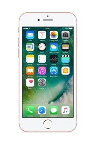 Apple iPhone 7 32GB Rose Gold Cep Telefonu (Apple Türkiye Garantili)