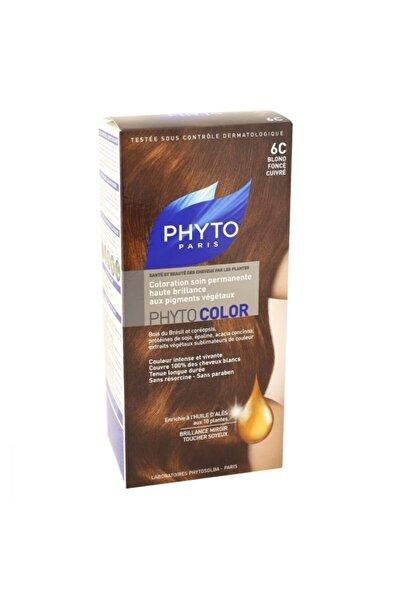 Phyto Color Saç Boyası 6c (koyu Sarı Bakır)