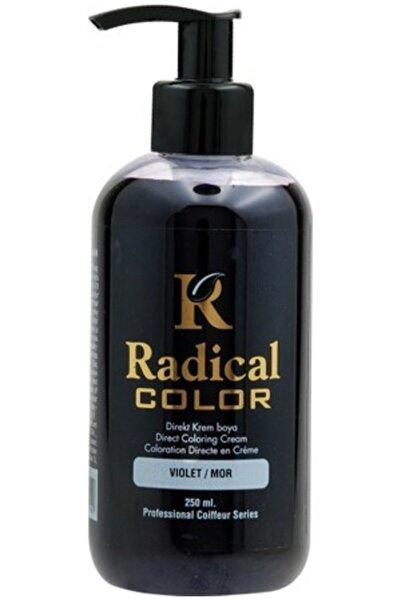 Radical Mor Su Bazlı Saç Boyası 250 ml