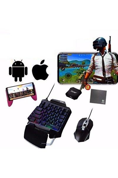Betsey Johnson Gate Pubg Oyun Konsolu 3in1-klavye Mouse Bağlayıcı