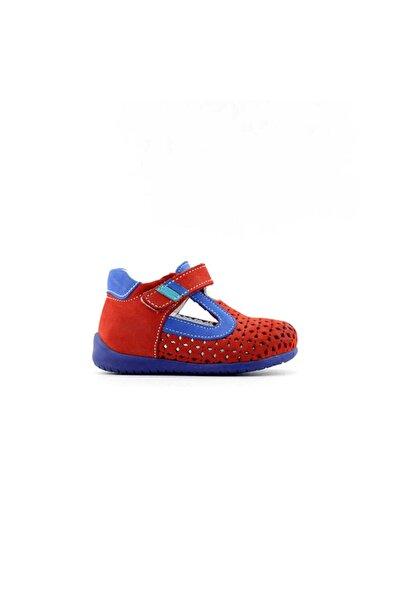 Toddler A1810 Bebek Ayakkabısı-kırmızı