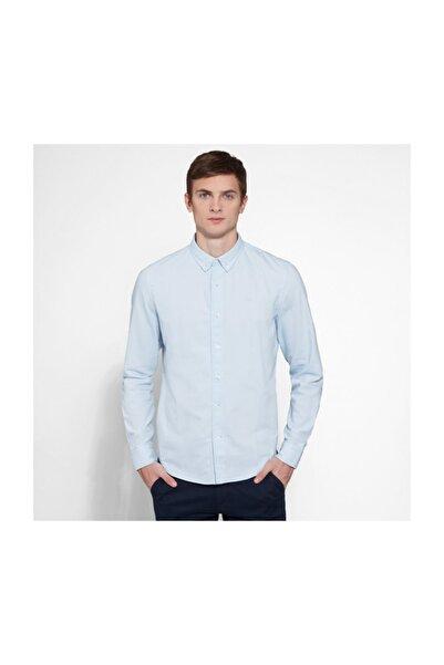 Timberland Erkek Mavi  Gömlek
