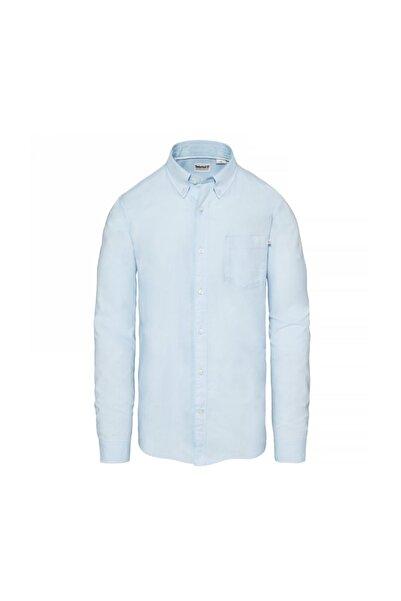 Timberland Erkek Mavi Gömlek - A1S48B02 - A1S48B02