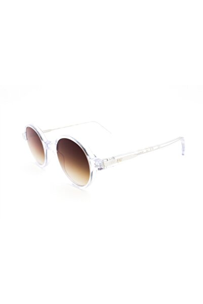 Franco Vital Eka Tr/wht-kahve 46 G Ekartman Unisex Güneş Gözlüğü