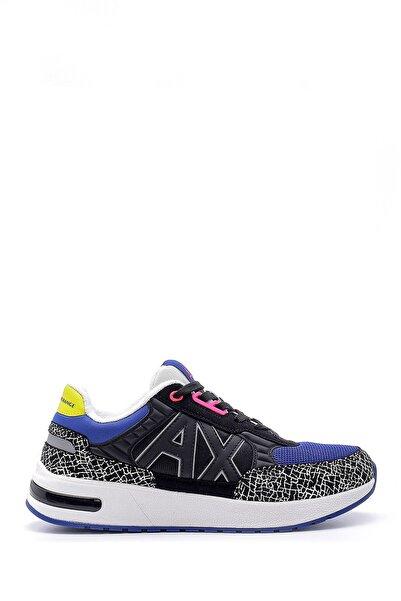 Armani Exchange Erkek Siyah Sneakers Ayakkabı