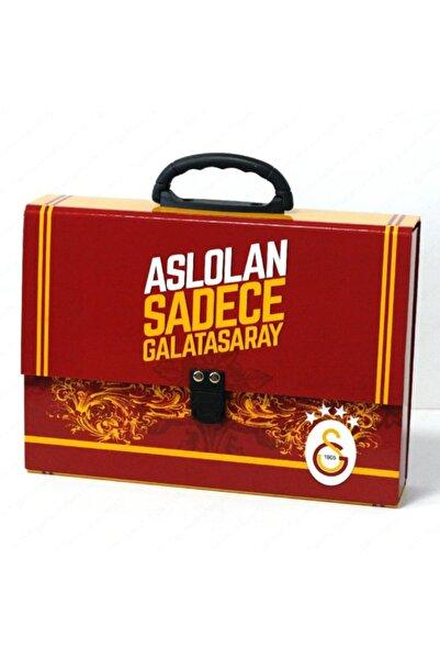 Hakan Çanta Galatasaray Lisanslı Saplı Okul Klasörü