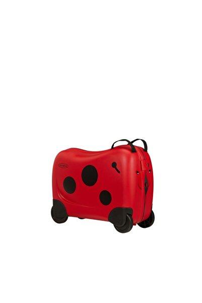 Samsonite Unisex Kırmızı Dream Rider Çocuk Valizi 50 cm