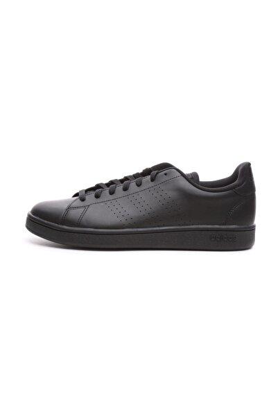 Erkek Siyah Advantage Base Spor Ayakkabı