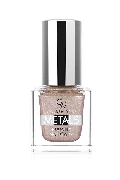 Golden Rose Metalik Oje - Metals Metallic Nail Color No: 107 8691190779078