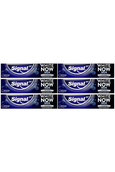 Signal White Now 75 Ml Men Diş Macunu X 6 Adet