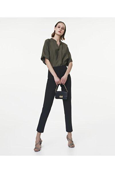 İpekyol Kadın Haki Double Kol Bluz IS1200006243022