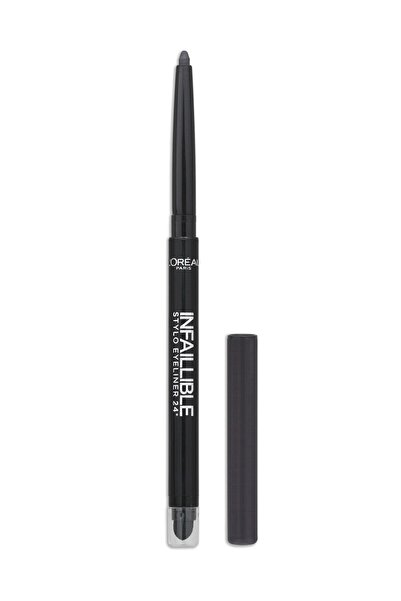 L'Oreal Paris Infallible Stylo Eyeliner 24h 312 Flawless Grey 3600523163410