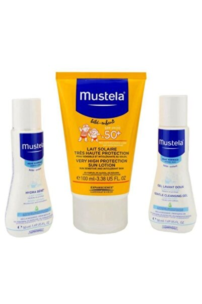 Mustela Very High Protection Sun Lotion Spf50+ 100