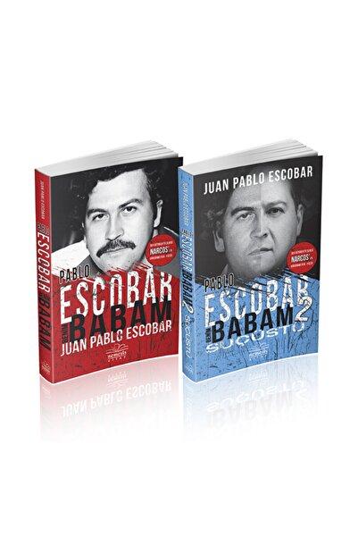 Nemesis Kitap Pablo Escobar Set-2 Kitap