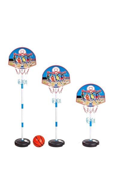 Ayaklı Basketbol Potası (kaliteli Ve Yeni Set)