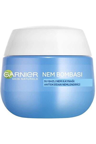 Garnier Skin Naturals Nem Bombası Su Bazlı Nem Kaynağı Antioksidan Nemlendirici 50ml