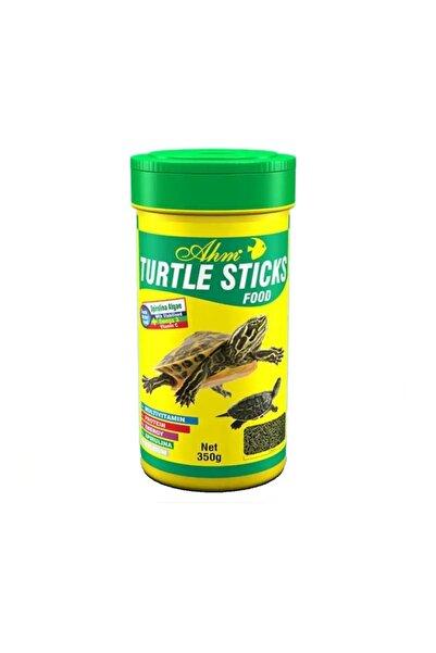 Ahm Turtle Sticks Food 100 Ml - Kaplumbağa Yemi