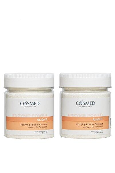 COSMED Arındırıcı Toz Yüz Temizleyici Alight Purifying Powder Cleanser 75 g x 2 3900154862156