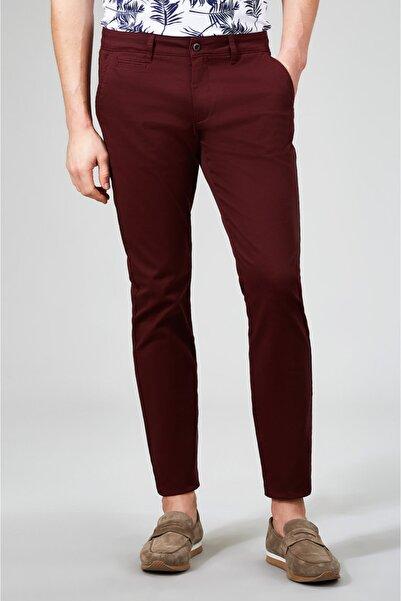 Avva Yandan Cepli Basic Slim Fit Pantolon