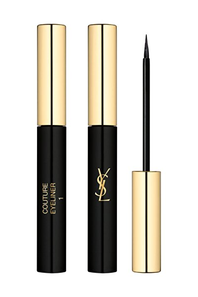 Yves Saint Laurent Couture Eyeliner Likit 01 - Noir Minimal Mat 3614271640857
