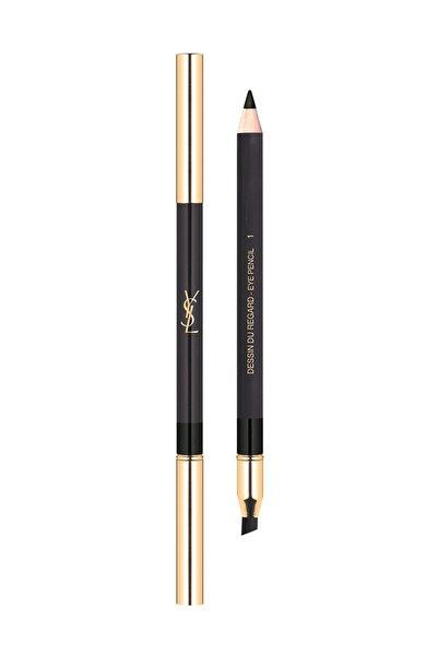 Yves Saint Laurent Dessin Du Regard Uzun Süre Etkili Güçlü Renklere Sahip Göz Kalemi 01 - Noir 3614271269171