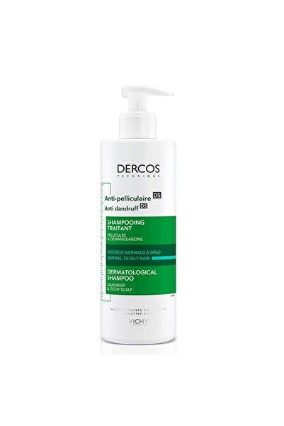 Vichy Dercos Anti-pelliculaire Anti-dandruff Kepek Karşıtı Şampuan 390 Ml - Normal Ve Yağlı Saçlar