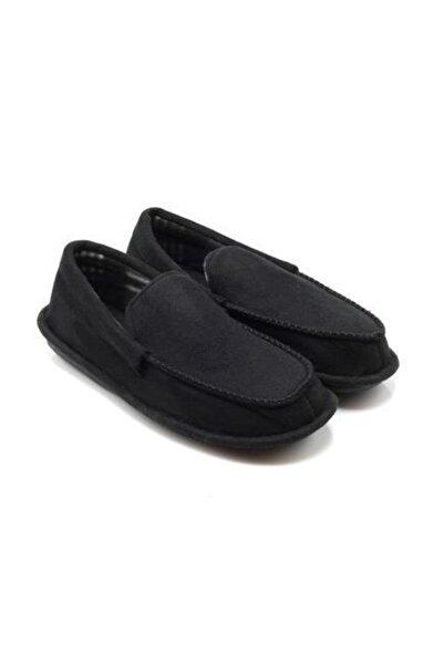 Twigy Tt0451 Thomas Siyah Kışlık Ev Ayakkabısı