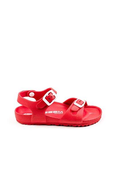 Esem Esm001b001 Çocuk Sandalet Kırmızı