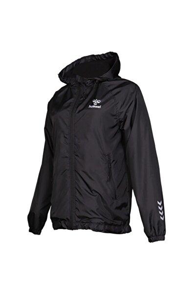 HUMMEL Kadın Siyah Carso Raıncoat Ceket