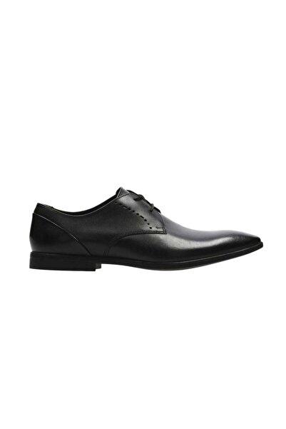 CLARKS Erkek Siyah Ayakkabı 26119795