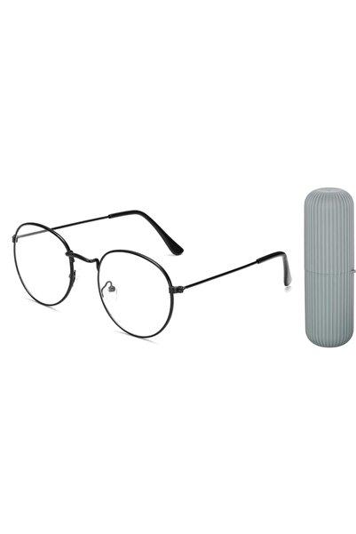 Transformacion Numaralı Gözlük Için Oval Çerçeve Gözlük Kutusu Seti