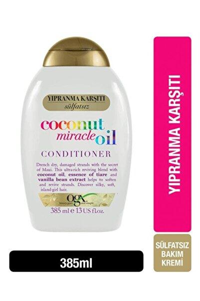 OGX Organix Coconut Miracle Oil Saç Kremi 385 Ml