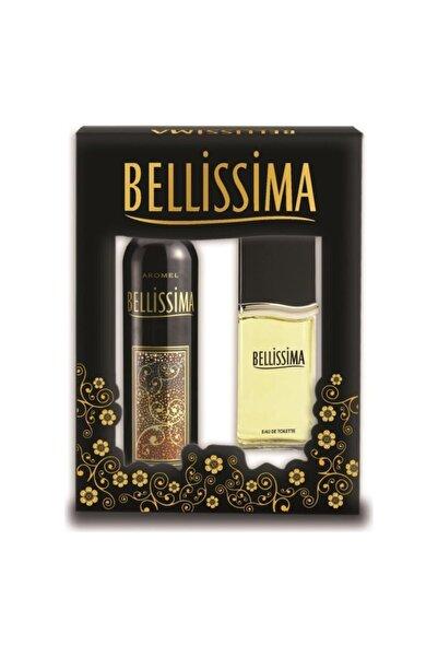 Bellissima Karton Kofre 60 Ml Edt+deo. Hediyeli
