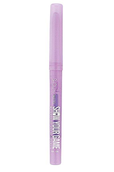 Pastel Suya Dayanıklı Göz Kalemi - Game Waterproof Eye Pencil No: 404