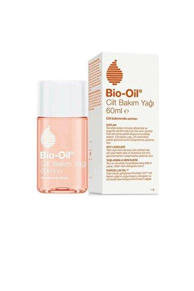 Bio-Oil Yeni Formül Çatlak Karşıtı Nemlendirici Cilt Bakım Yağı 60 ml