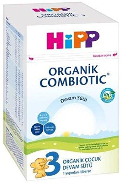 Hipp Organic Combiotic Devam Sütü 3 Numara 800 gr