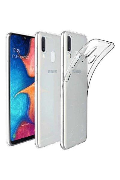 hepsimiburada Samsung Galaxy A20/a30/m10s Uyumlu Şeffaf Silikon Telefon Kılıfı