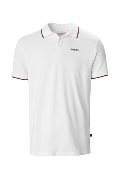 Musto Erkek Beyaz T-Shirt
