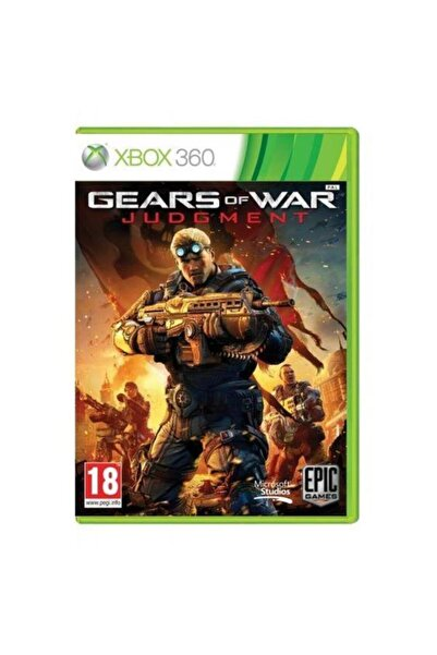 MICROSOFT Xbox 360 Gears Of War Judgment