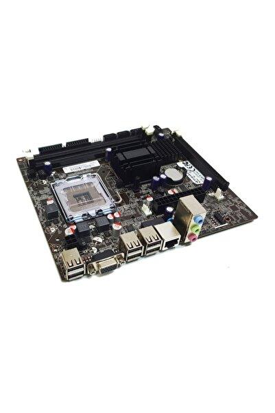 Quadro G41-bc 775p Ddr3 Ses Lan Ses Lan Vga Sata2 Usb2.0 Matx