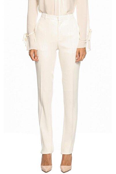 Lanvin Kadın Beyaz Pantolon
