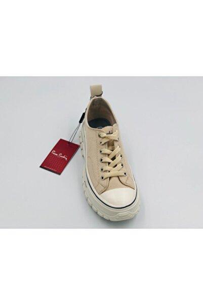 Pierre Cardin Kadın Krem Spor Ayakkabı 311919-001