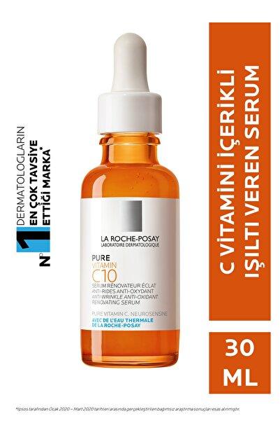 La Roche Posay La Roche-posay Saf C Vitamini Işılt�� Veren Antioksidan Serum 30ml