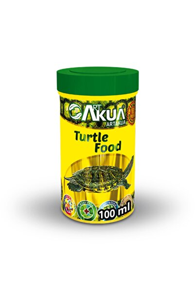 Artakua Turtle Food Kaplumbağa Yemi 100ml 30gr Skt: 09/2023