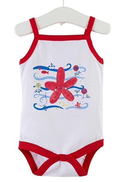 Aziz Bebe Kız Bebek Çıtçıtlı Badi AZZ001666