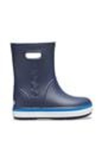 Crocs Lacivert Unisex Çocuk Yağmur Botu 205827-4kb